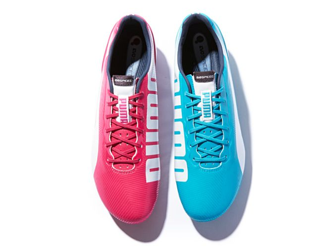 6735ebfe8c02a Azul y Rosa, los nuevos PUMA evoPOWER Tricks | Marketing Registrado ...