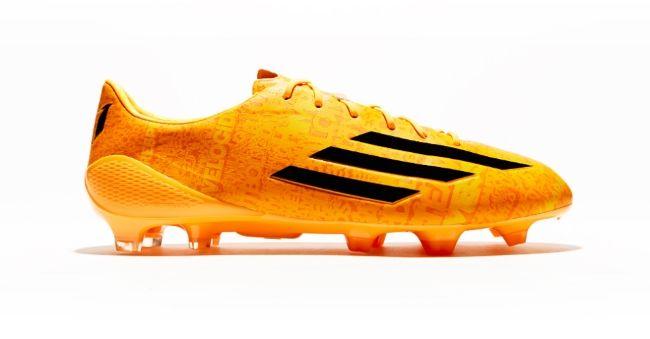 Adidas Naranjas Messi