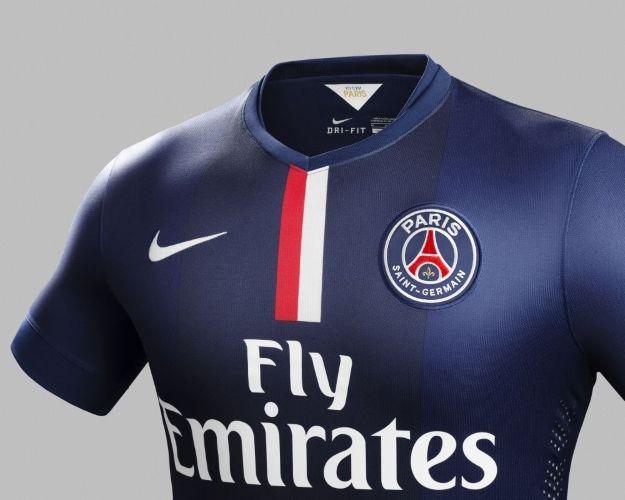 Nike presentó las camisetas de sus principales equipos europeos ... 937a14f5cde67