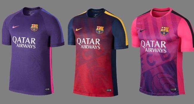 Barcelona present su nueva ropa de entrenamiento - Ropa de hosteleria barcelona ...