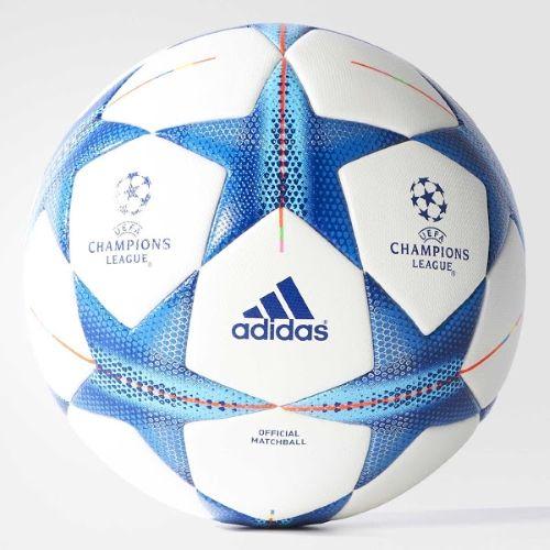 c1d7087af adidas presentó la pelota de la Champions League 2015/2016 ...