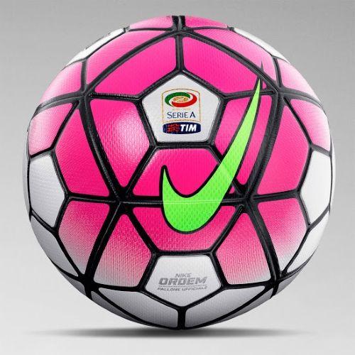 ae2aad012d84f Nike presentó los balones Ordem 2015 2016 de la Premier League