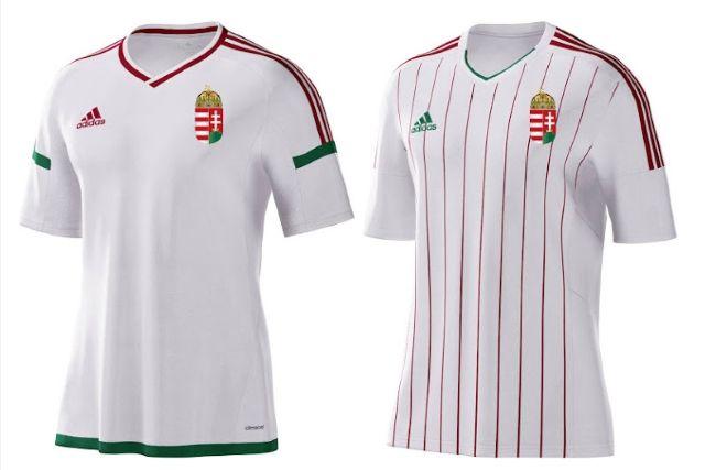 adidas invita a los fanáticos a votar la camiseta de Hungría para la ... e7a881a36b5ee