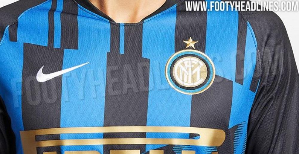 66a7a8ba221b5 Inter lanza una camiseta especial creada partir de diseños de los últimos 20  años