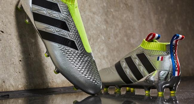 adidas lanzó los botines especiales ACE16+ para Paul Pogba en la EURO 2d14e8c809b89