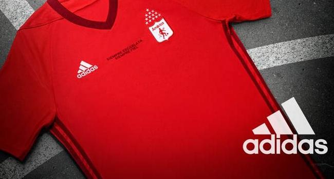 Del Sur comerciante Enfadarse  adidas lanzó la nueva camiseta 2017 del América de Cali | Marketing  Registrado / La Comunidad del Marketing Deportivo