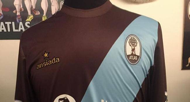 1c40974abf Atlas reveló su nueva camiseta especial para enfrentar a River por la Copa  Argentina