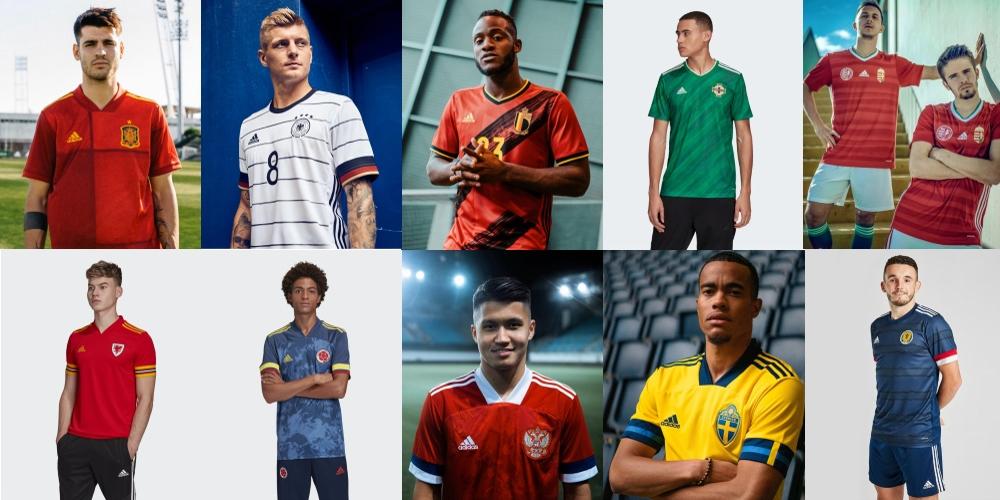 Estar satisfecho edificio equilibrado  adidas celebra su aniversario con el lanzamiento de camisetas de las  principales selecciones del mundo | Marketing Registrado / La Comunidad del  Marketing Deportivo