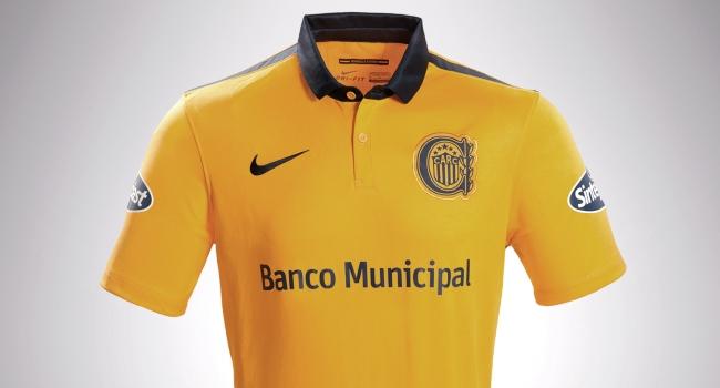 imperdonable Sin aliento de  Nike presentó la nueva camiseta alternativa 2016 de Rosario Central    Marketing Registrado / La Comunidad del Marketing Deportivo