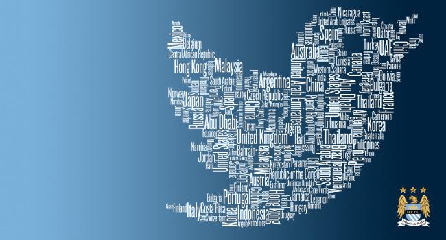 El Manchester City abrió 10 nuevas cuentas de Twitter