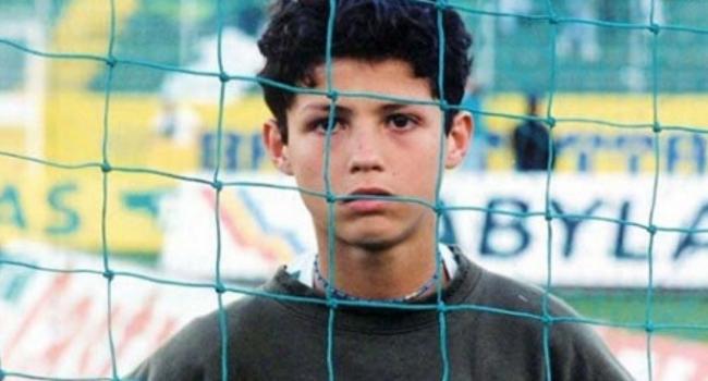 Cristiano Ronaldo contó a qué jugadores admiraba de niño ...
