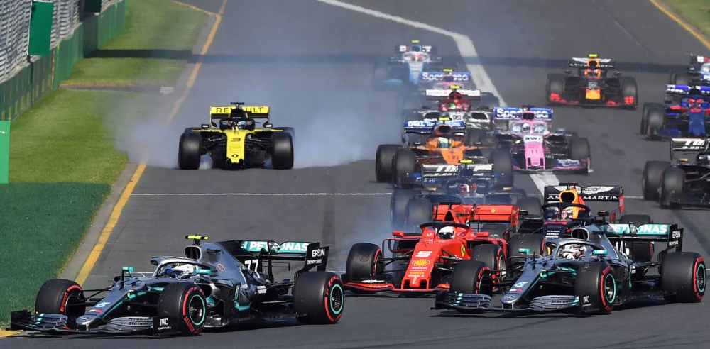 Calendario 2020 Formula 1.La Formula 1 Presento El Calendario Record 2020 Marketing