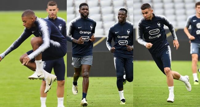 Kylian Mbappé: El francés luce sus nuevos botines y no puede