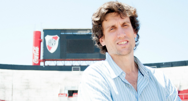 Santiago Traynor: nuevo Gerente de Marketing del Club Atlético River Plate