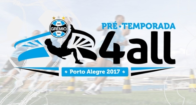 Gremio vendió los naming rights de su pretemporada