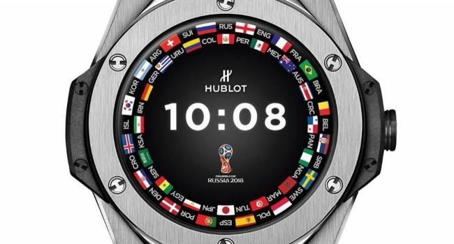 Google Mano Reloj Oficial La El De IntelHublot Presentó E dsQtrh