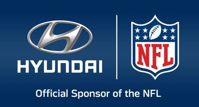 Hyundai es la nueva automotriz oficial de la NFL