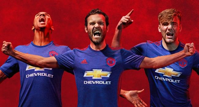 b44ce3d750926 adidas presentó la nueva camiseta alternativa 2016 17 del Manchester United