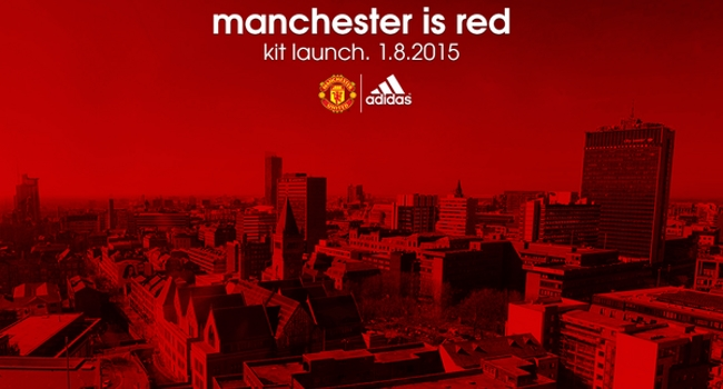 Manchester United da a conocer cuando lanza la indumentaria adidas