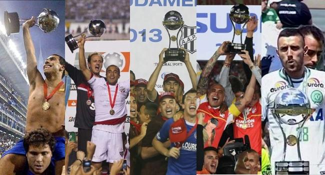 Sorteo Copa Sudamericana