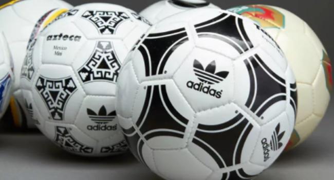 5424eb336e4b2 adidas ya trabaja en una mini colección de todas las pelotas de los  Mundiales