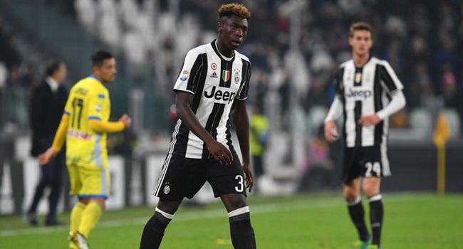 Camiseta Juventus MOISE KEAN