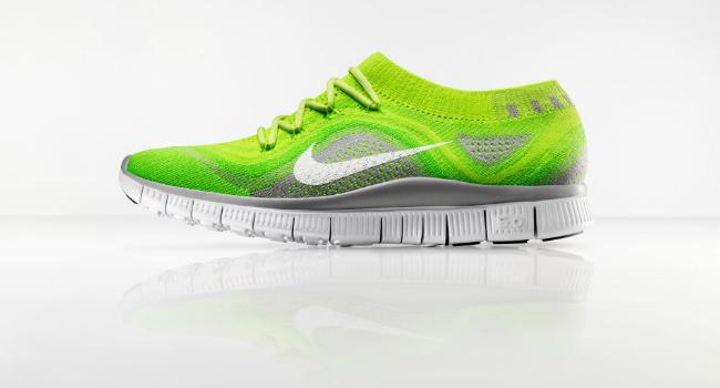 super popular 0e45e 92d1e Nike presentó sus nuevas zapatillas Free Flyknit