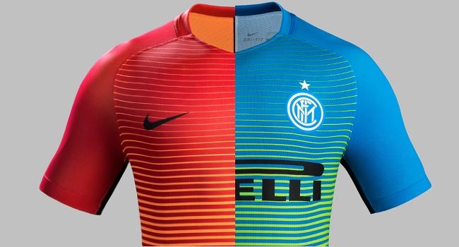 Inter Y Roma Del Nuevas Las Presentó La Nike Marketing Camisetas qwUxXYgx8