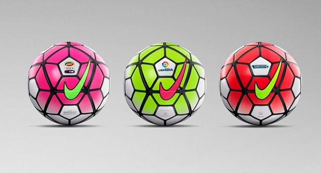 Puntuación Vadear proteccion  Nike presentó los balones Ordem 2015/2016 de la Premier League, La Liga y  la Serie A | Marketing Registrado / La Comunidad del Marketing Deportivo