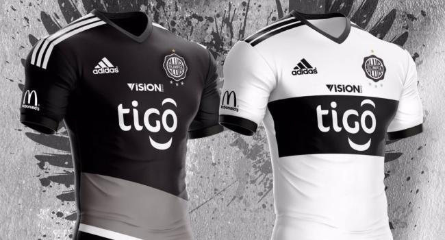 Olimpia Present 243 Su Nuevo Modelo De Camisetas Adidas