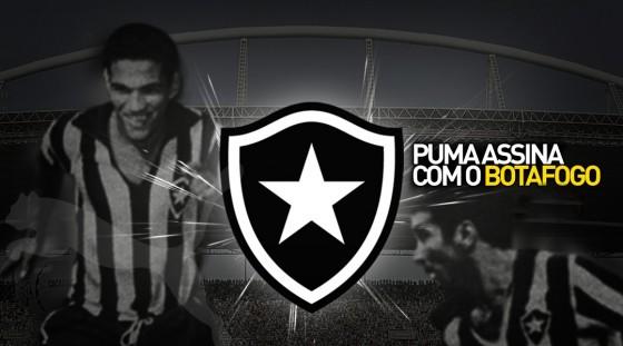 Botafogo renueva con Puma