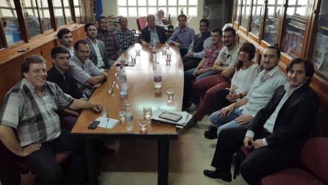 La AFA realizó una reunión con los representantes de los departamentos de prensa de los clubes