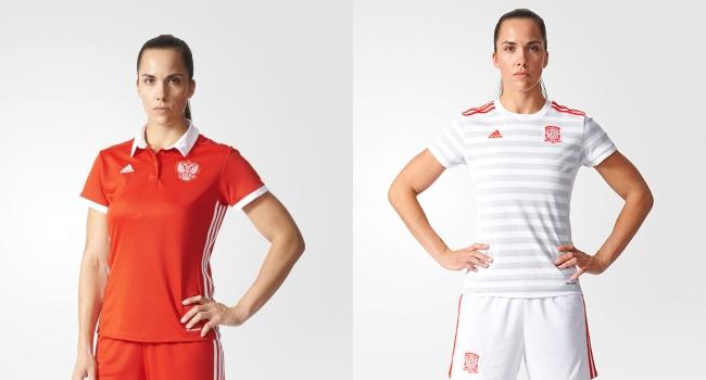 35fdc488e9e2c adidas reveló los últimos uniformes de fútbol femenino