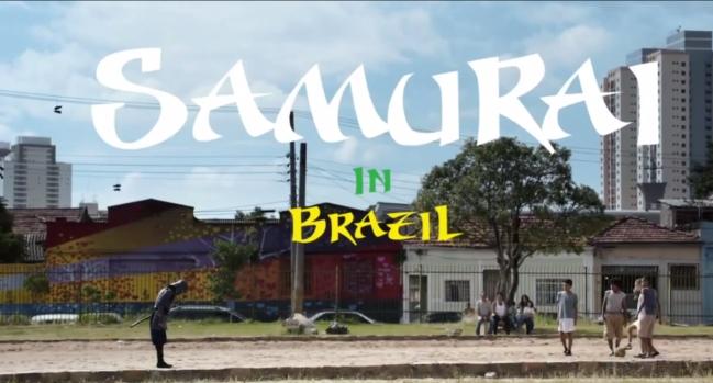 Un Samurai en Brasil, el increíble comercial de Cup Noodle por el Mundial
