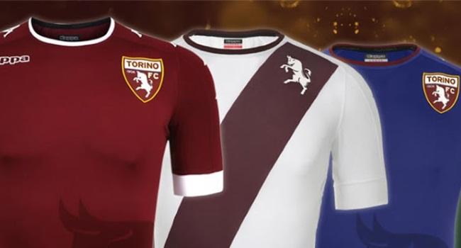 Torino presentó sus camisetas, una en honor a River Plate ...