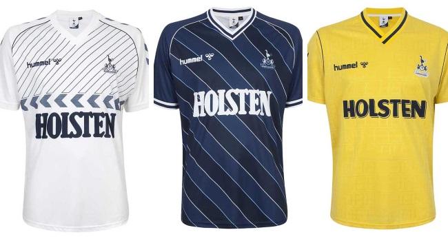 Tottenham Hotspur Lanzo Una Edicion Limitada De Tres De Las Camisetas Mas Iconicas De Su Historia Marketing Registrado La Comunidad Del Marketing Deportivo