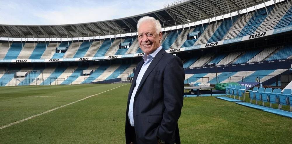 El nuevo negocio de Víctor Blanco, el presidente de Racing ...