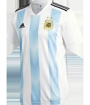 ¿Querés ganarte la camiseta de Argentina para Rusia 2018  167ae06c8b1f5