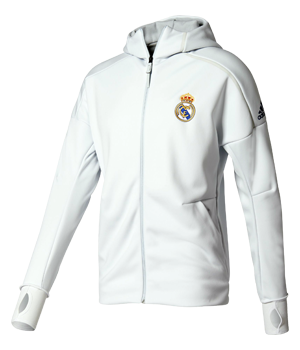 ¡Ganate la campera adidas del Real Madrid!