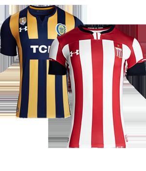 ¿Querés ganarte la nueva camiseta de Rosario Central o Estudiantes?