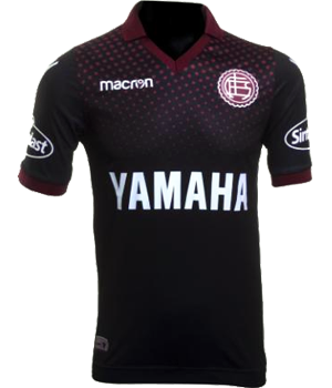 ¡Ganate la camiseta alternativa de Lanús!