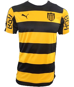 ¡Ganate la camiseta alternativa de Peñarol!