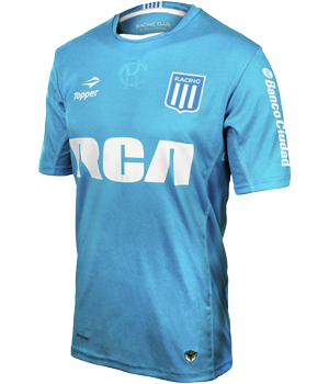 ¡Ganate la nueva camiseta alternativa de Racing!